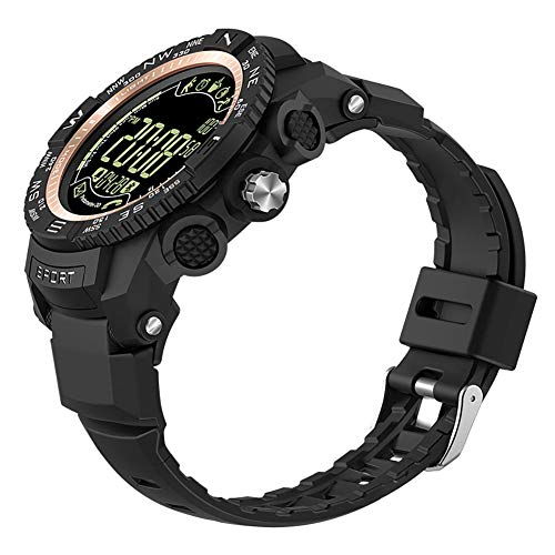 for Ioutdoor P10 Outdoor Sports Smart Watch IP68 Remote Camera 50 Meters Waterproof Weather Drinking Water Sedentary Monitoring Reminder Information Health Management Pedometer Alarm Android iOS