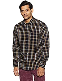 Arrow Sports Men's Checkered Slim Fit Casual Shirts at FLat 70% OFF low price image 6