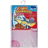 Parodi & Parodi funda para tabla para planchar, algodón, multicolor, 23 x 30 x 4 cm
