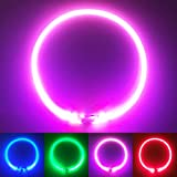 PetSol Ultra Bright LED Collar (Pink)