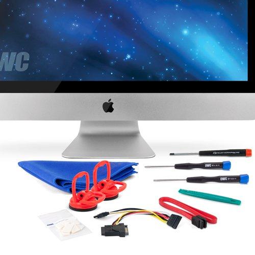 OWC OWCDIYIM27SSD10Solid State DIY-Set für Apple iMac 2 (Festplatten-kit Usb)