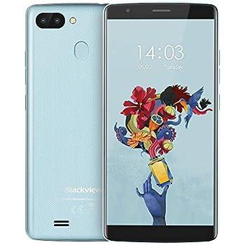 "Blackview A20 Pro (2018) Smartphone Libre de 5.5"" 18:9 HD"