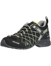 Salewa Women's WS WILDFIRE Trekking- & Hiking Half-Shoes Black Size: 2.5