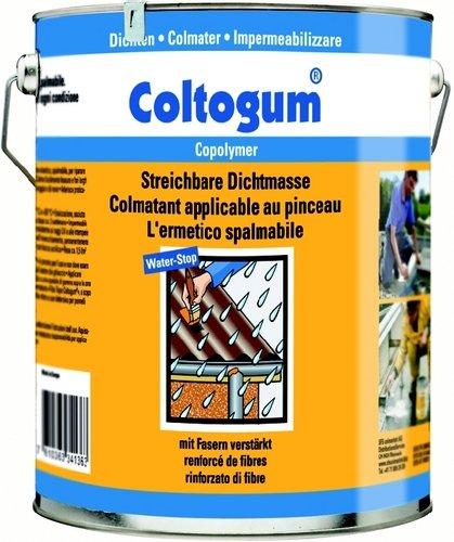 Coltogum 163442 streichb.Dichtmasse 750 ml, grau
