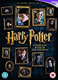Harry Potter - Complete 8-Film Collection (2016 Edition) [DVD + UV Copy]