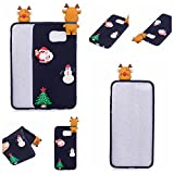 Coque pour Samsung Galaxy S6 Edge, Coffeetreehouse Coque Christmas gift 3D Neuf...