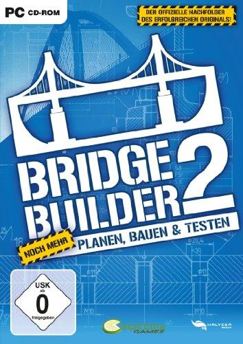 Bridge Builder 2 - Noch mehr planen, bauen, testen - [PC]