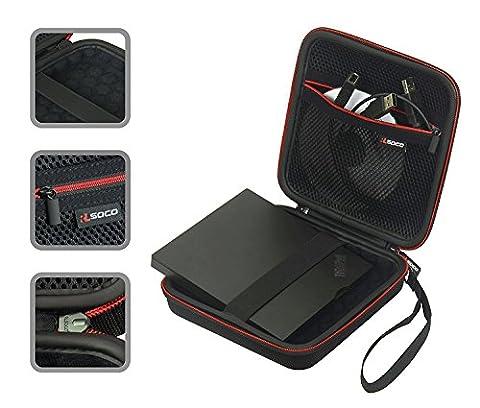 Disque Dur Interne Panasonic - RLSOCO Étui Disque Dur externe USB CD