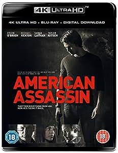 American Assassin 4K UHD [Blu-ray] [2017]