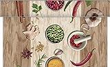 Sovie HOME Tischläufer Spicy/Linclass Airlaid Tischläufer 40cm x 4,80m / Tischdecken-Rolle stoffähnlich/Einmal-Tischdecke für Geburtstage & Partys