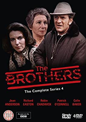 The Brothers - The Complete Series 4 [DVD] BBC