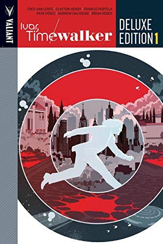 Ivar, Timewalker Deluxe Edition Book 1