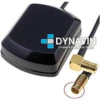 ANT-GPS.SMB.1 - 5 metros. Ganancia 28dB. Antena gps SMB (hembra). Dispone de base magnética para sencilla instalación.