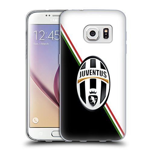 Ufficiale Juventus Football Club Italia Stemma Cover Morbida In Gel Per Samsung Galaxy S7