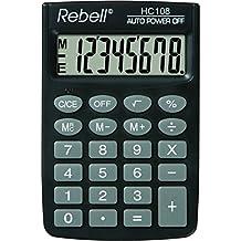 Calculadora Rebell HC110N bolsillo