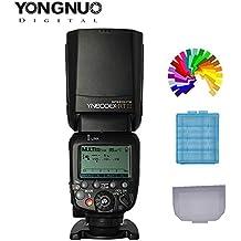 Yongnuo YN600EX-RT TTL Luz Flash Radio Eslava para Canon 5D III 6D 7D YN-E3-RT LF630