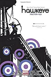 Hawkeye by Matt Fraction & David Aja Omnibus by Matt Fraction (2015-11-03)