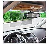 #10: Vepson HD Vision Visor Day & Night Visor Easy View HD Flip Down Easy Sun Glare Block Visor