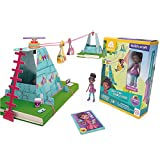 Goldie Blox Rubys Sky High Cable Car Improve Spatial Skills And Confidence In Problem Solving While Having Fun! Great Gift For Young Girls Includes Over 30 Pieces For Ages 6 And Up