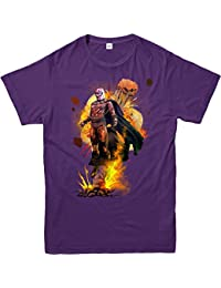 Spoofy TV Clothing X-Men T-Shirt,Magneto Explosion X-Men Spoof,Marvel Comics,Adult and kids Sizes