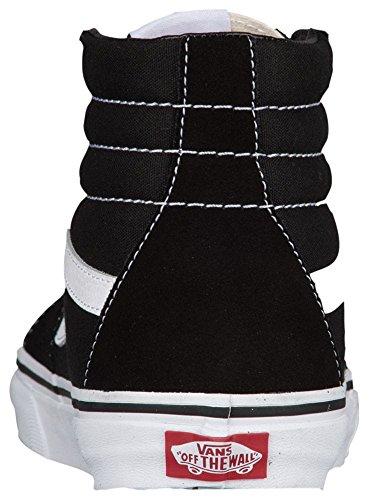 Vans U Sk8-Hi, Sneakers Unisex Adulto Black