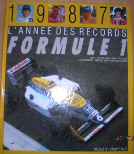 Formule 1 : 1987, l'année des records