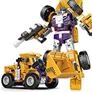 Ndream transformers toy for kids (shovelcar)