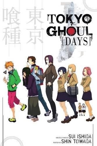 Tokyo Ghoul: Days por Shin Towada