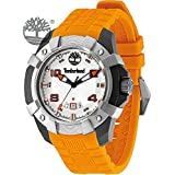 Timberland Herren-Armbanduhr XL Analog Quarz Silikon TBL.13326JPBU/04