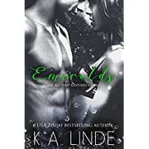 Emeralds (All That Glitters Book 3) (English Edition)