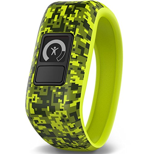 Garmin vívofit jr. Fitness-Tracker für Kinder - Aufzeichnung von Schritten und Bewegung -