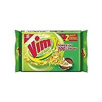 Vim Dishwash Bar, 150g- Pack of 10