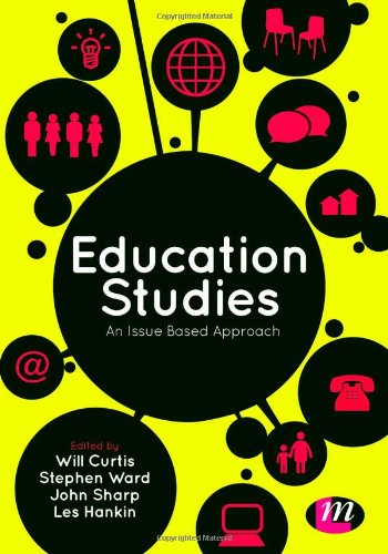 Education Studies: An Issue Based Approach