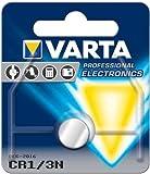 Varta CR1616 Lithium Knopfzelle, 1 Blister