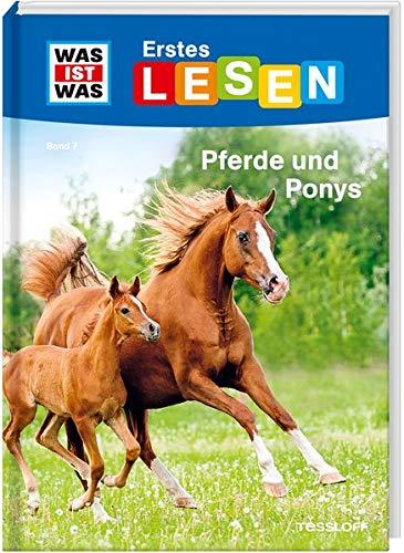 WAS IST WAS Erstes Lesen Band 7. Pferde und Ponys -