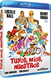 Tuyos, Mios, Nuestros (Yours, Mine and Ours) (Bd-R) [Blu-ray]