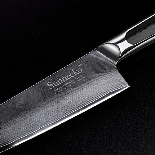 Sunnecko Küchenmesser - 9