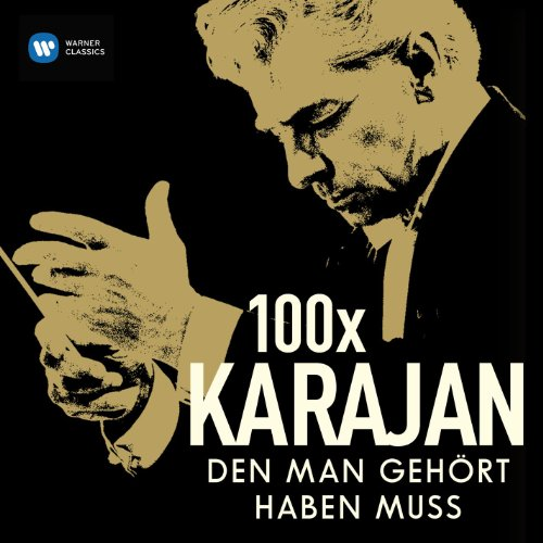 100 x Karajan, den man gehört haben muss