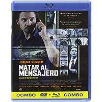 Kill the Messenger (MATAR AL MENSAJERO (BLU-RAY+DVD), Spanien Import, siehe Details für Sprachen)