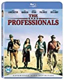 The Professionals [Blu-ray] [1966] [2008] [Region Free]