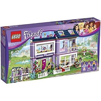 LEGO Friends 41095 - La Villetta di Emma