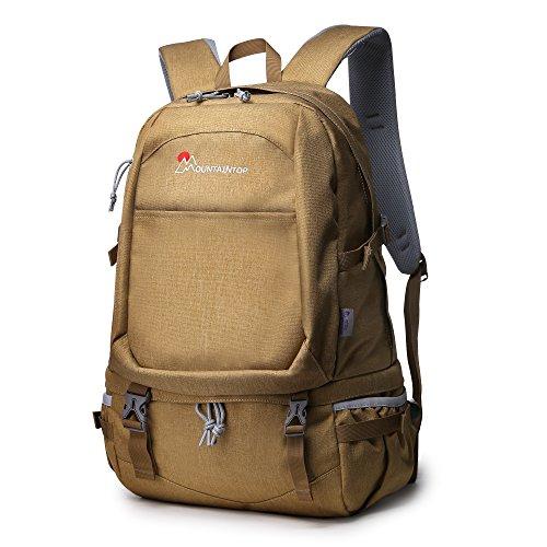 Preisvergleich Produktbild Mountaintop 30L Casual Camping Rucksack Daypack Teen School Rucksack, 44 x 28 x 13 cm