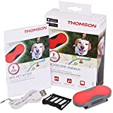 Thomson Localizzatore GPS per Animali Domestici, Cani, Gatti, Cavalli ed altro, Activity Tracker Per iPhone, con App Pet Sitter.