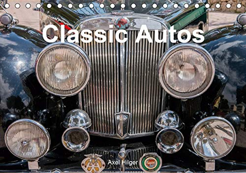 Classic Autos (Tischkalender 2020 DIN A5 quer)