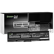 Green Cell® PRO Serie PA3534U-1BRS Batería para Toshiba Satellite A200 A300 A500 L200 L300 L500 Ordenador (Las Celdas Originales Samsung SDI, 6 Celdas, 5200mAh, Negro)