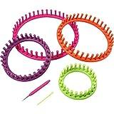 Anneaux à tricoter, set de 4