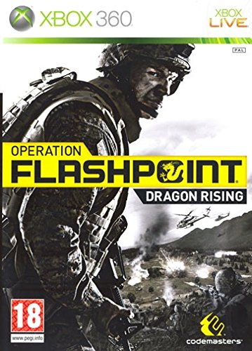 Operation Flashpoint: Dragon Rising Pegi [UK] (Xbox 360 Operation Flashpoint)
