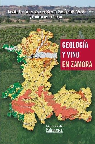 Geología del vino en Zamora por Serafín Monterrubio Pérez