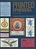 Printed Ephemera