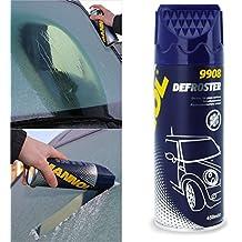 Mannol - Spray antihielo para parabrisas de coche, 450ml